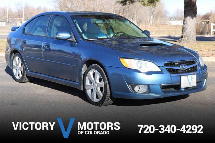 2008 Subaru Legacy 2 5 Gt Limited Victory Motors Of Colorado