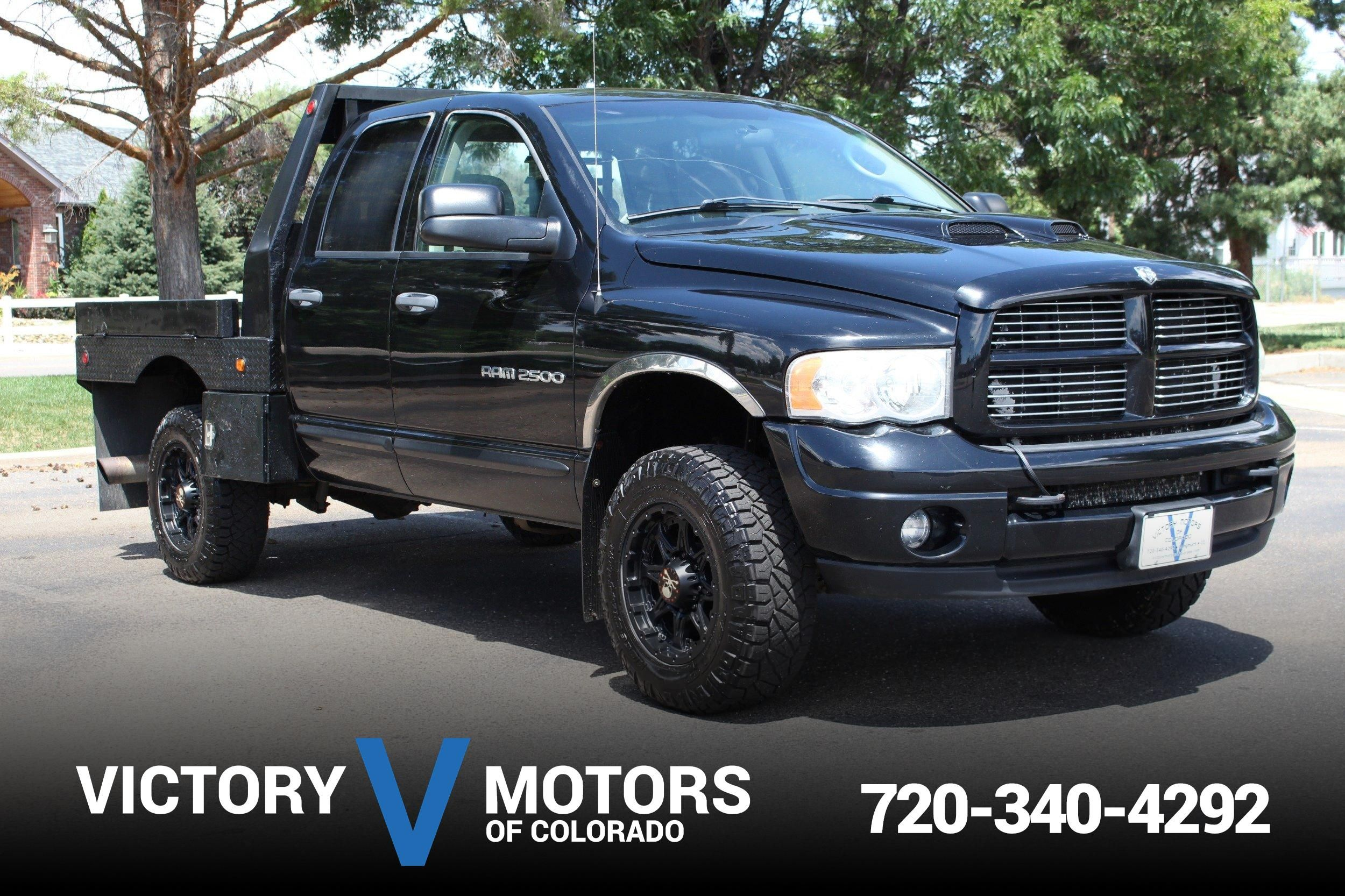 2004 Dodge Ram 2500 Slt Victory Motors Of Colorado