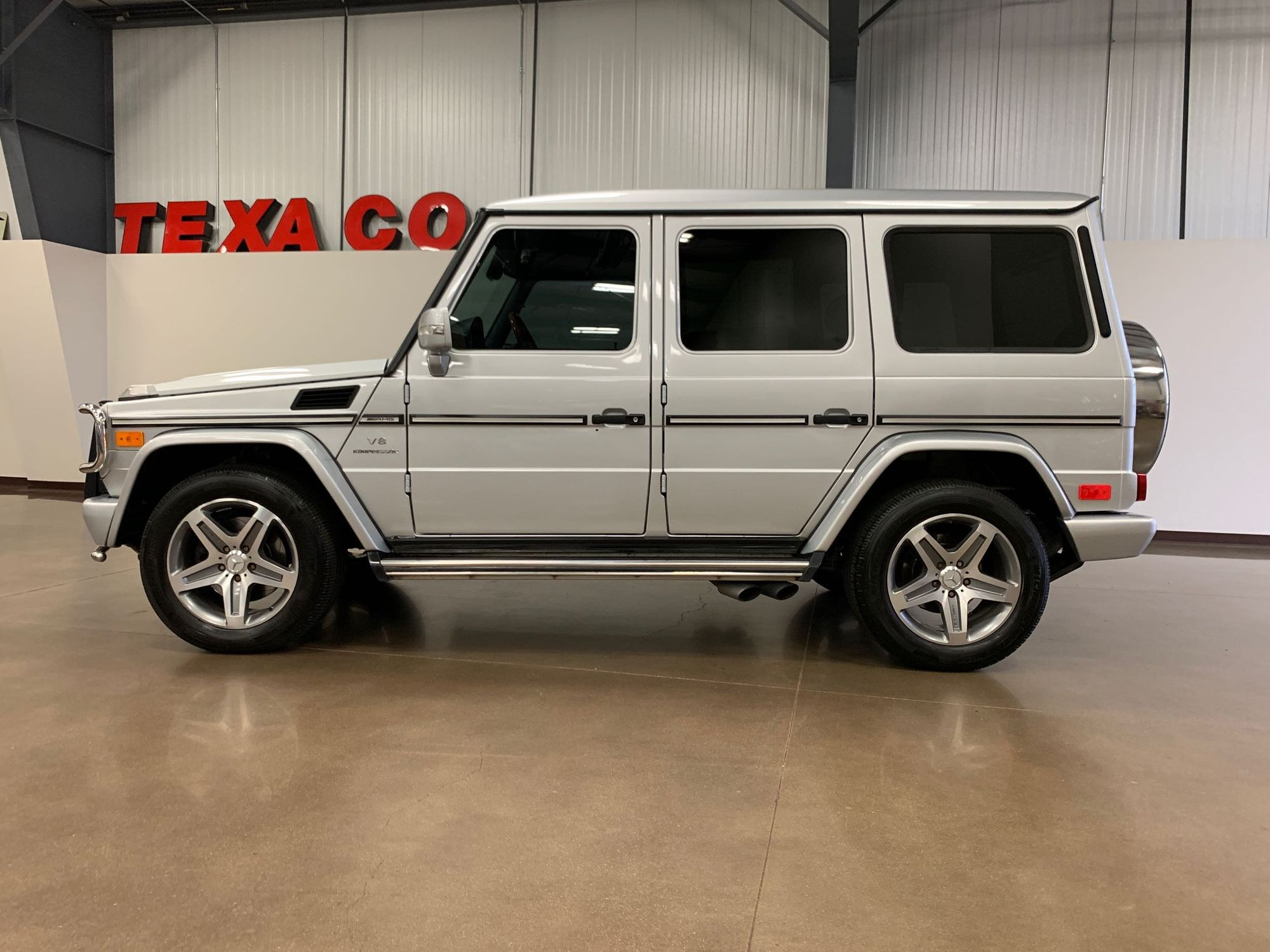 2011 Mercedes-Benz G-Class G 55 AMG   Red's Auto and Truck