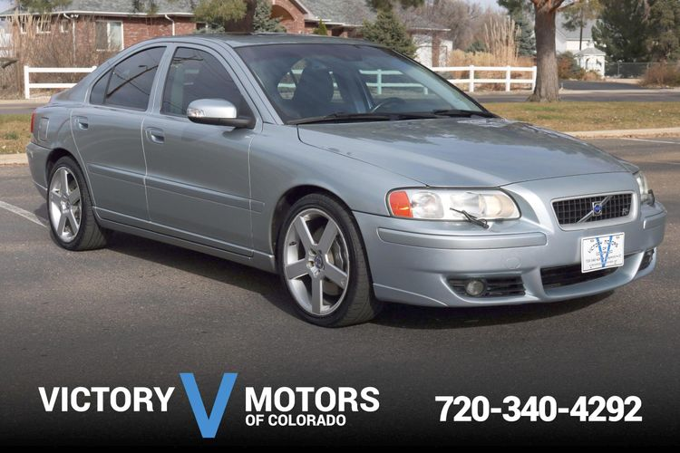 2007 Volvo S60 R >> 2007 Volvo S60 R Victory Motors Of Colorado