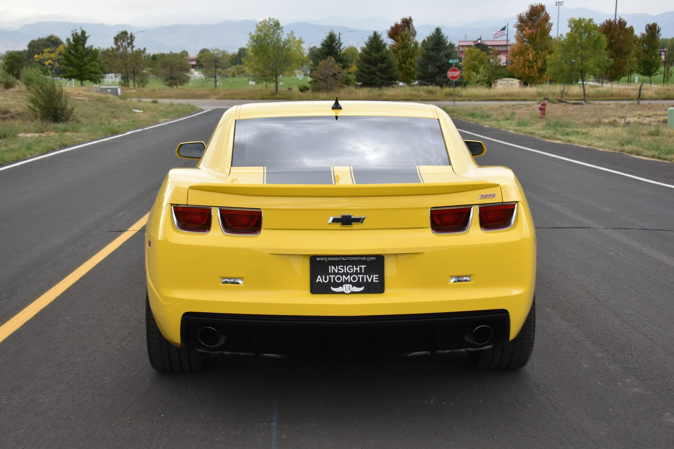 2010 Chevrolet Camaro 2SS RS