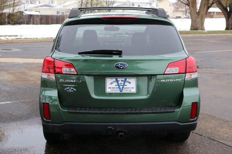 2013 Subaru Outback 2 5i Premium | Victory Motors of Colorado