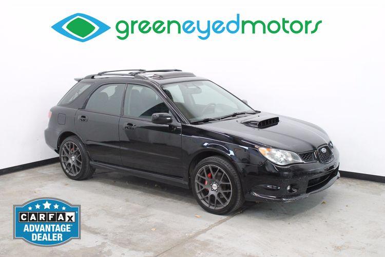 2006 Subaru Impreza WRX Tastefully Modified
