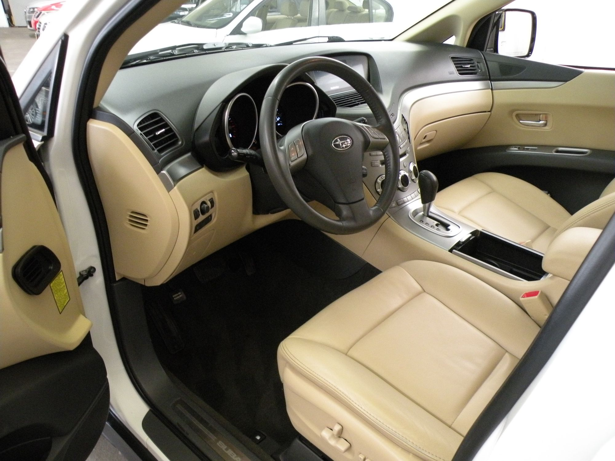 2008 Subaru Tribeca Ltd 7 Pass
