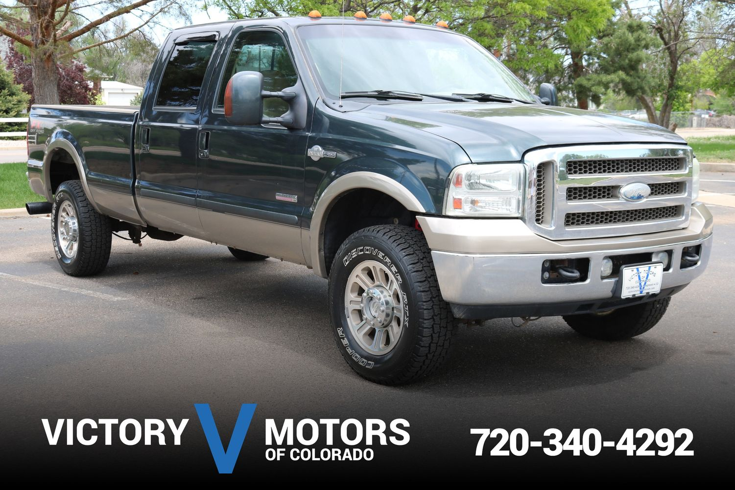 2005 Ford F 350 Super Duty King Ranch Victory Motors Of Colorado 2006 150