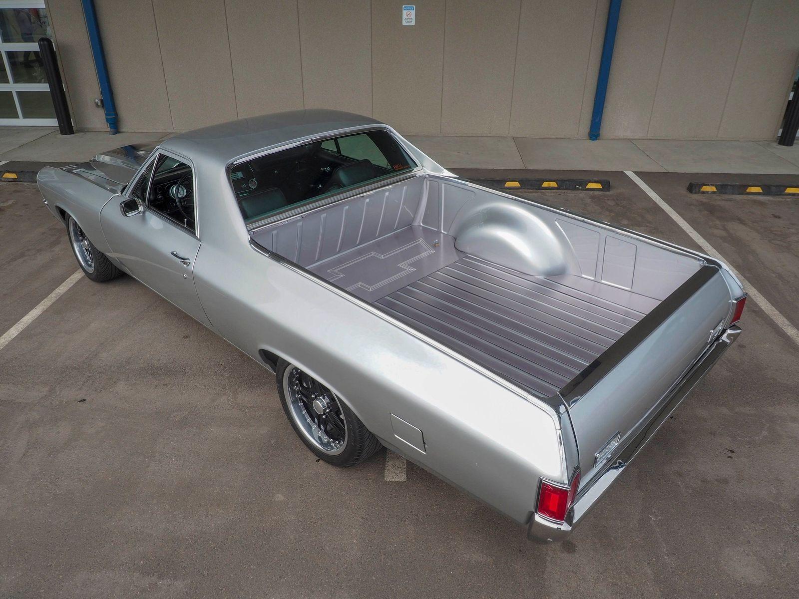 1970 Chevrolet El Camino 10