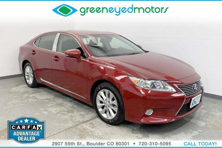 2013 Lexus ES 300h | Green Eyed Motors