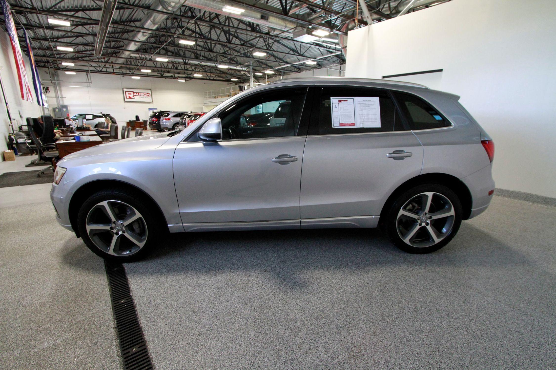 2015 Audi Q5 3 0 quattro TDI Prestige