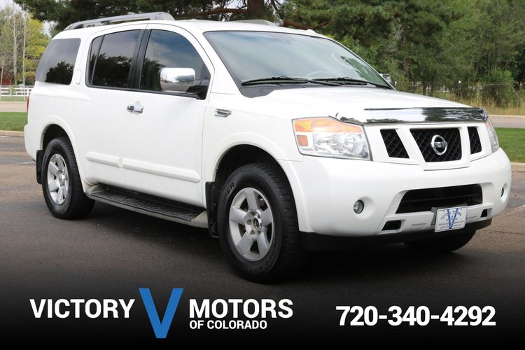 2010 Nissan Armada Se Victory Motors Of Colorado