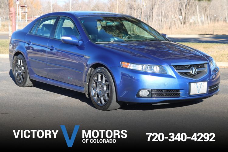 2007 Acura Tl Type S For Sale >> 2007 Acura Tl Type S Victory Motors Of Colorado