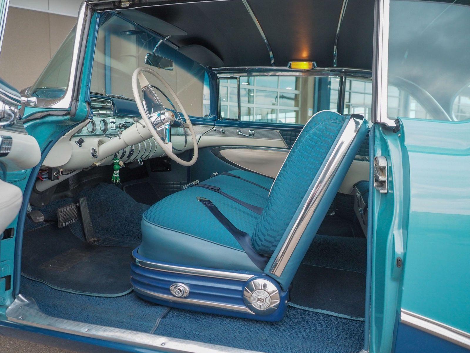 1955 Buick Roadmaster 66