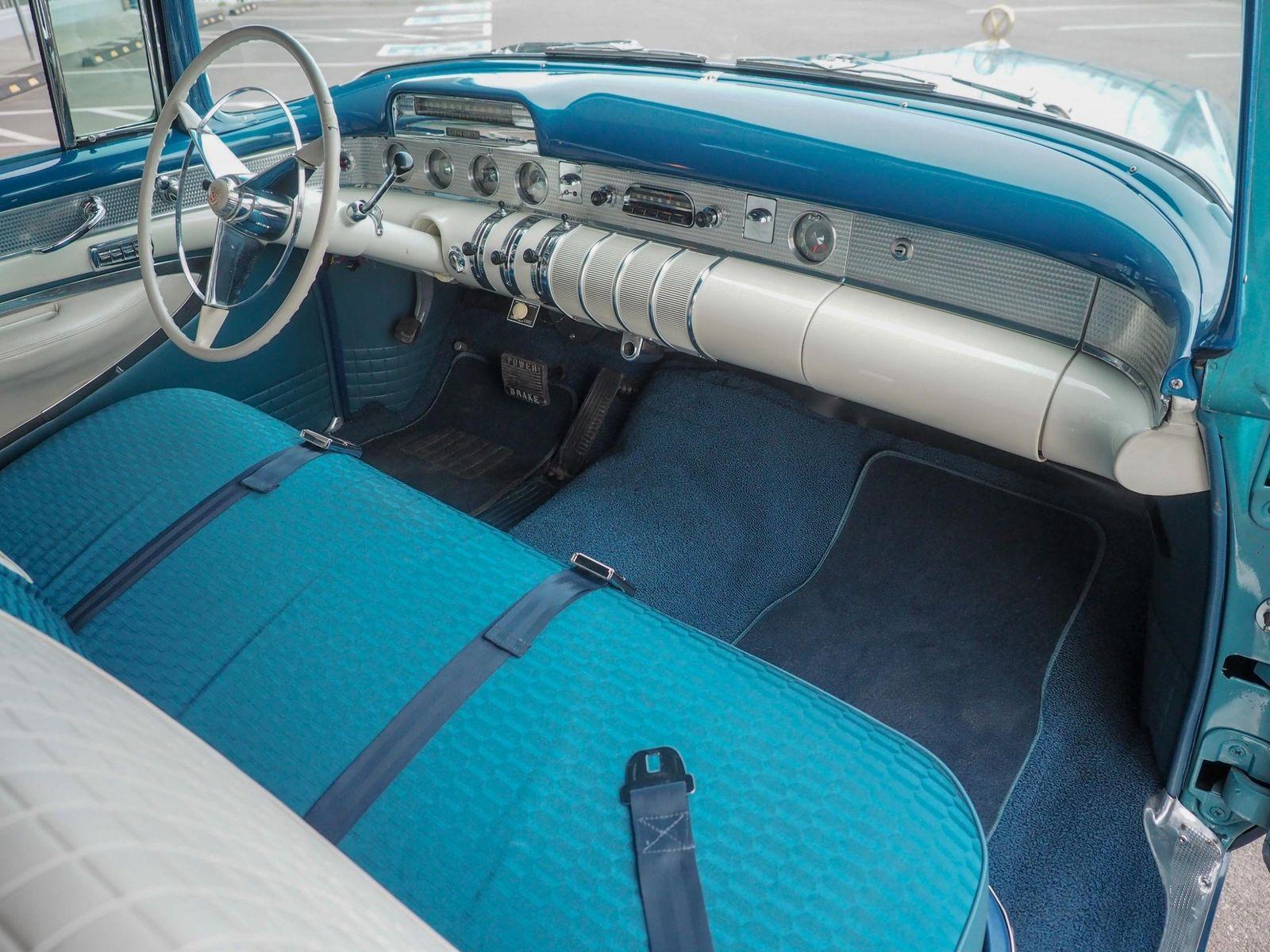 1955 Buick Roadmaster 65