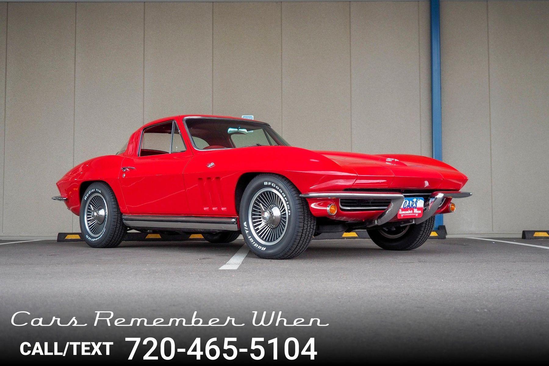 1965 Chevrolet Corvette 1