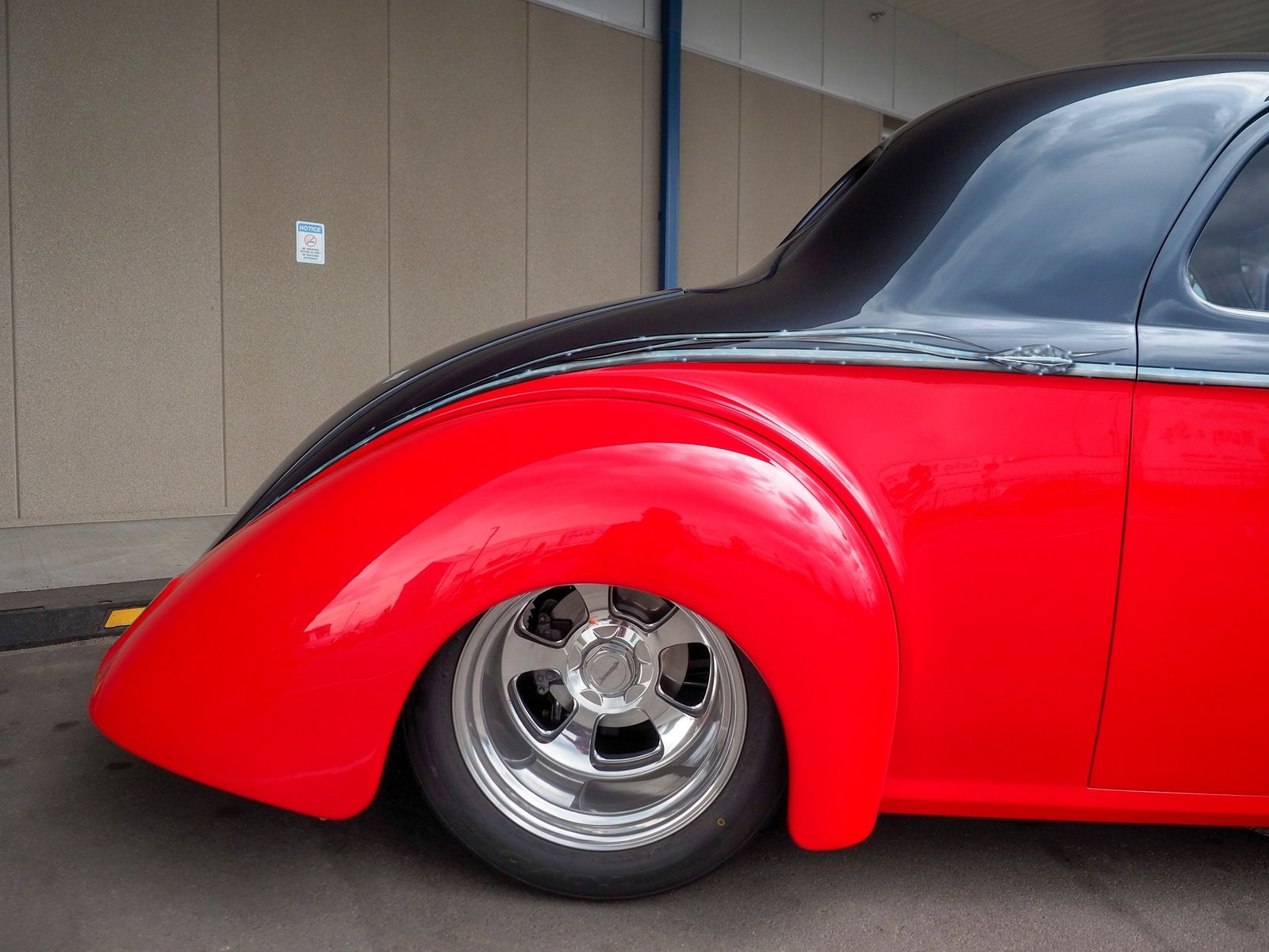 1940 Willys Coupe 16