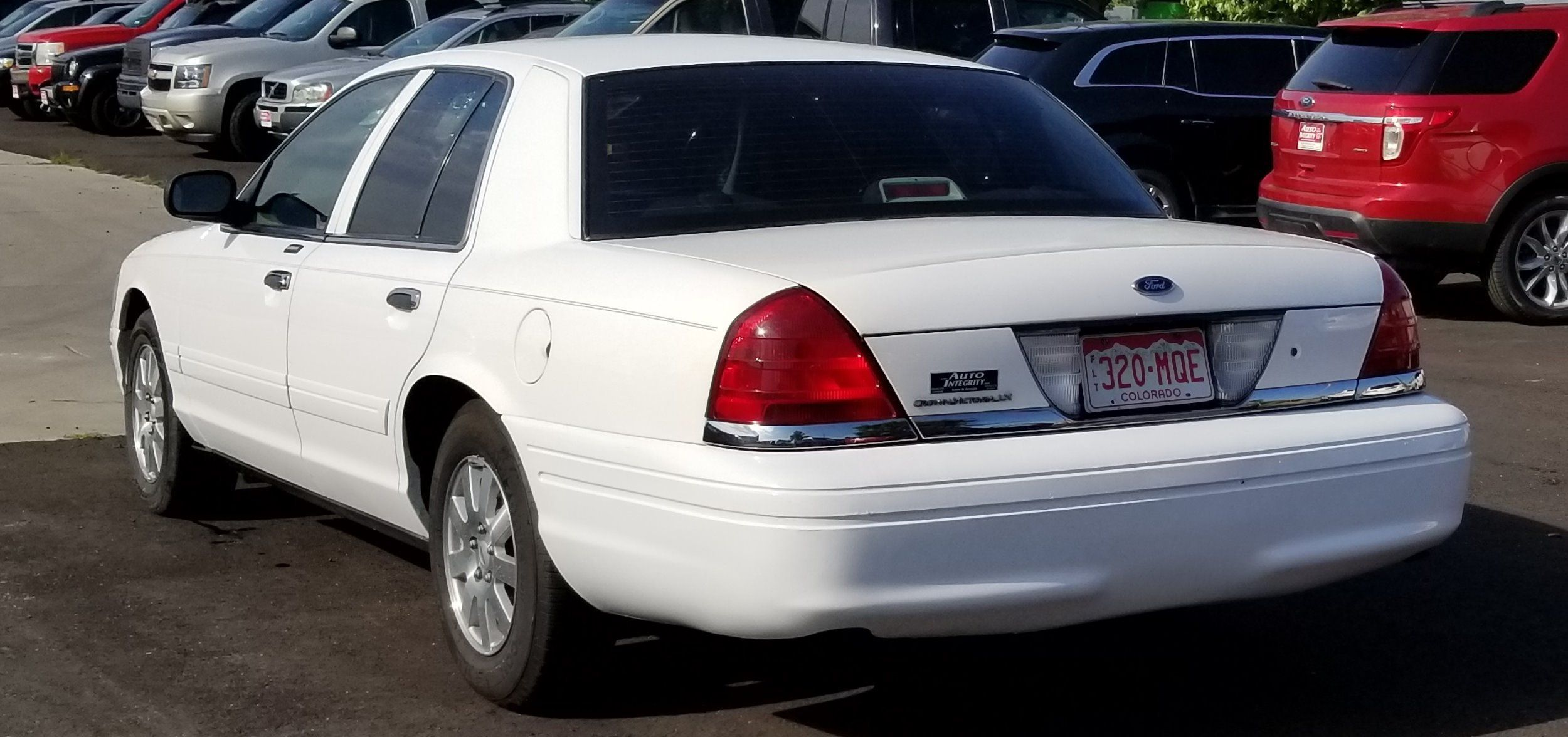 2008 Ford Crown Victoria LX | Auto Integrity