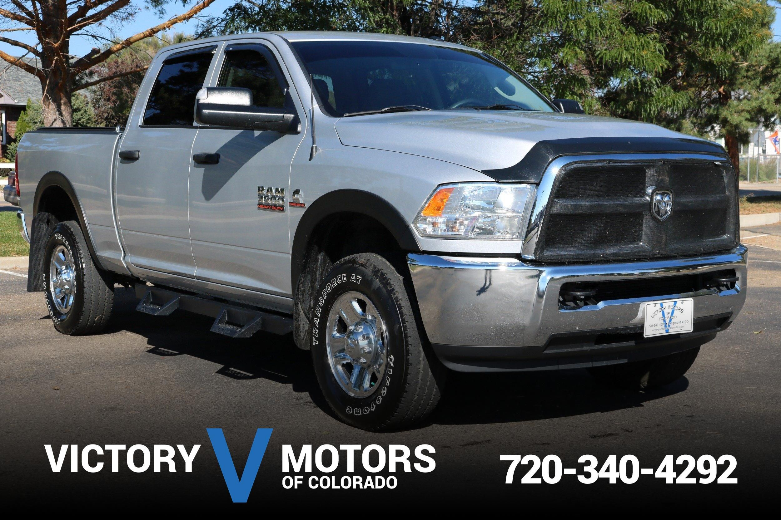Used Cars And Trucks Longmont Co 80501 Victory Motors Of Colorado 2013 Ram 3500 Fuel Filter 2017 Tradesman