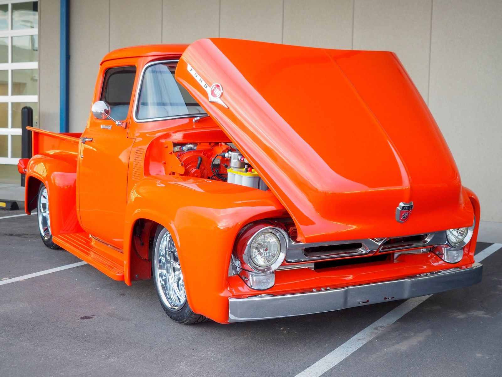 1956 Ford F100 20