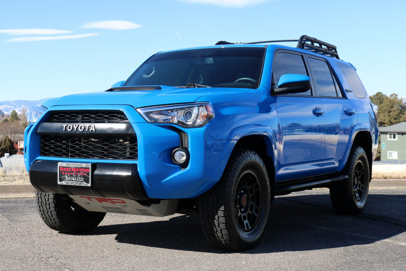 2019 Toyota 4runner Trd Pro Rocky Mountain Eurosport