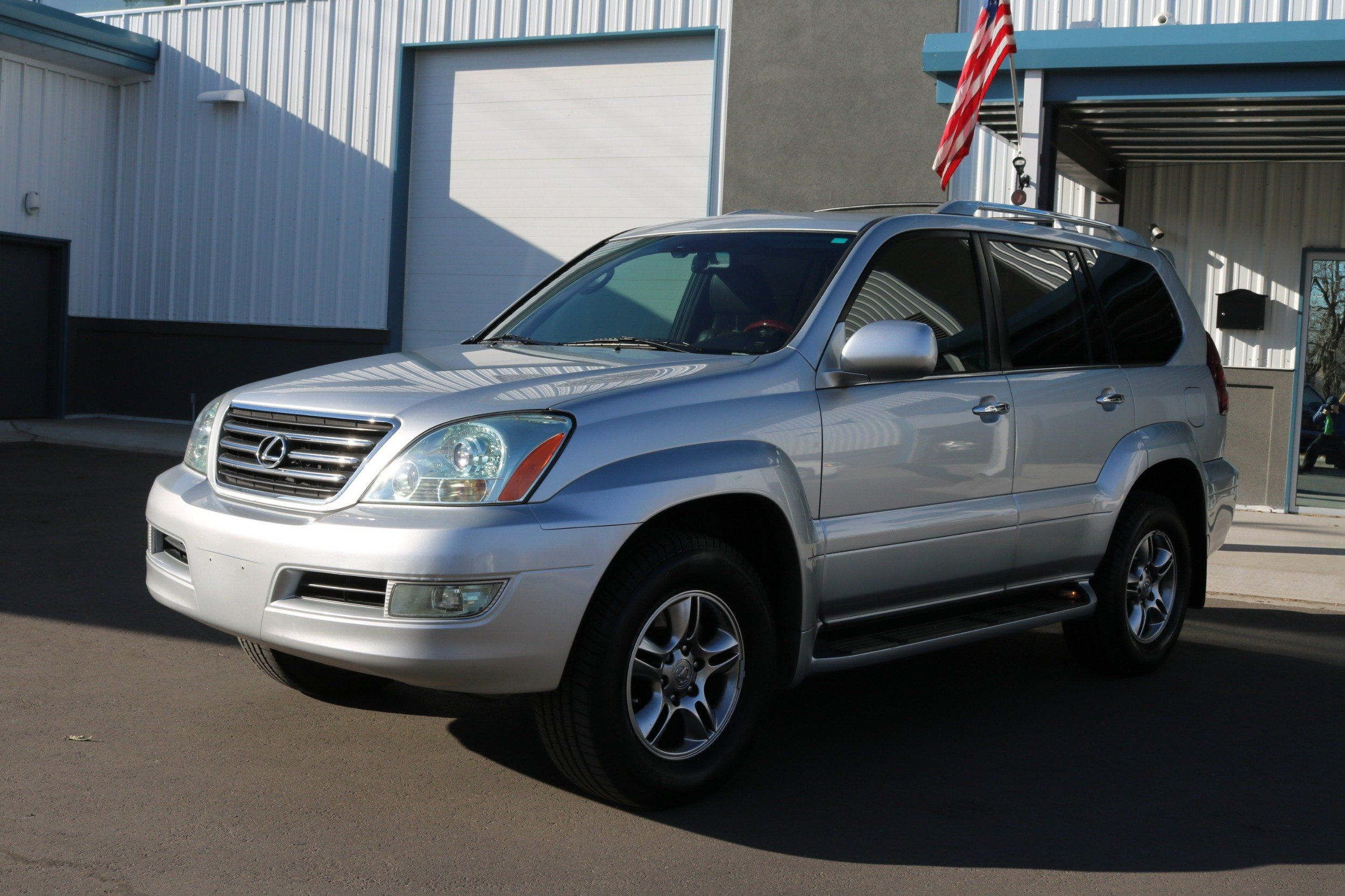 Inventory Epic Autos White 2004 Toyota Sequoia Off Road 2008 Lexus Gx 470