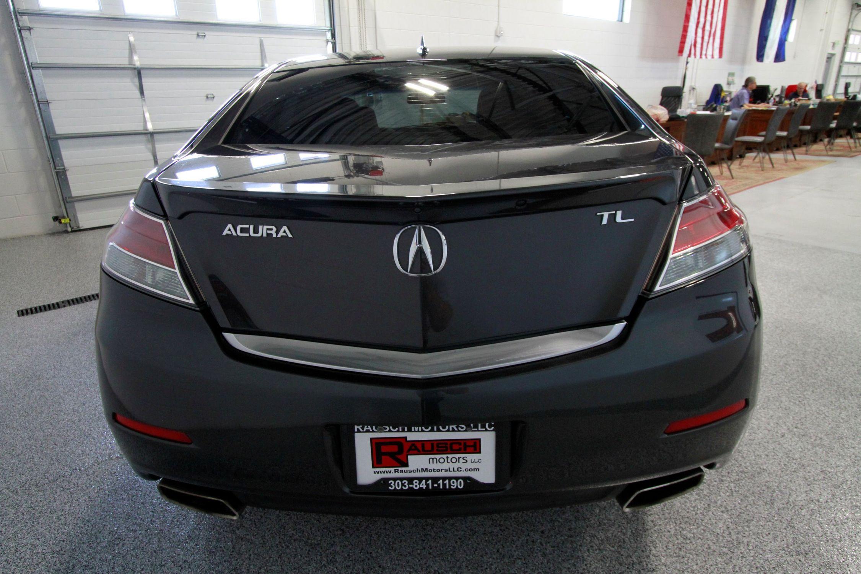 2012 Acura TL w Tech
