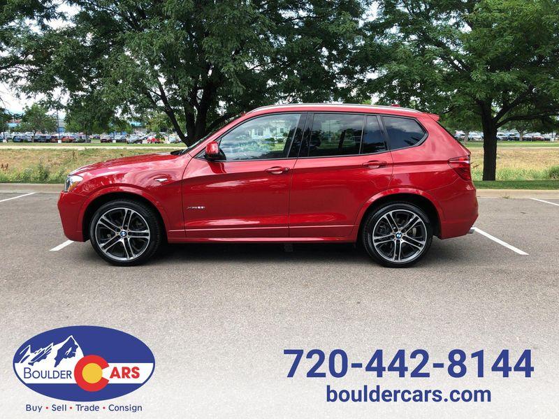 2016 BMW X3 xDrive28i M-Sport | Boulder Cars