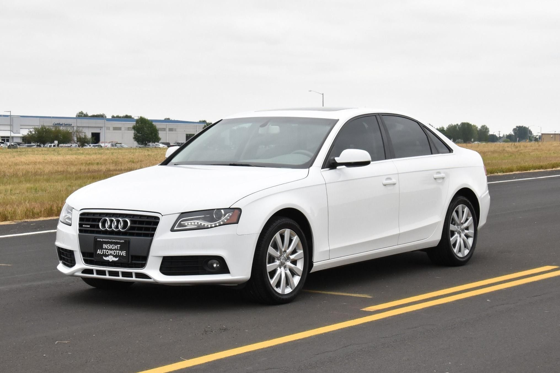 2012 Audi A4 2 0T Premium quattro