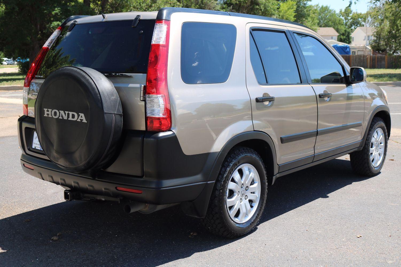 Honda honda cr-v 2005 : 2005 Honda CR-V EX | Victory Motors of Colorado
