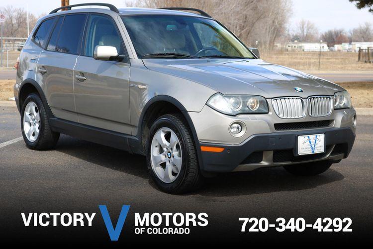 2008 BMW X3 3 0si   Victory Motors of Colorado