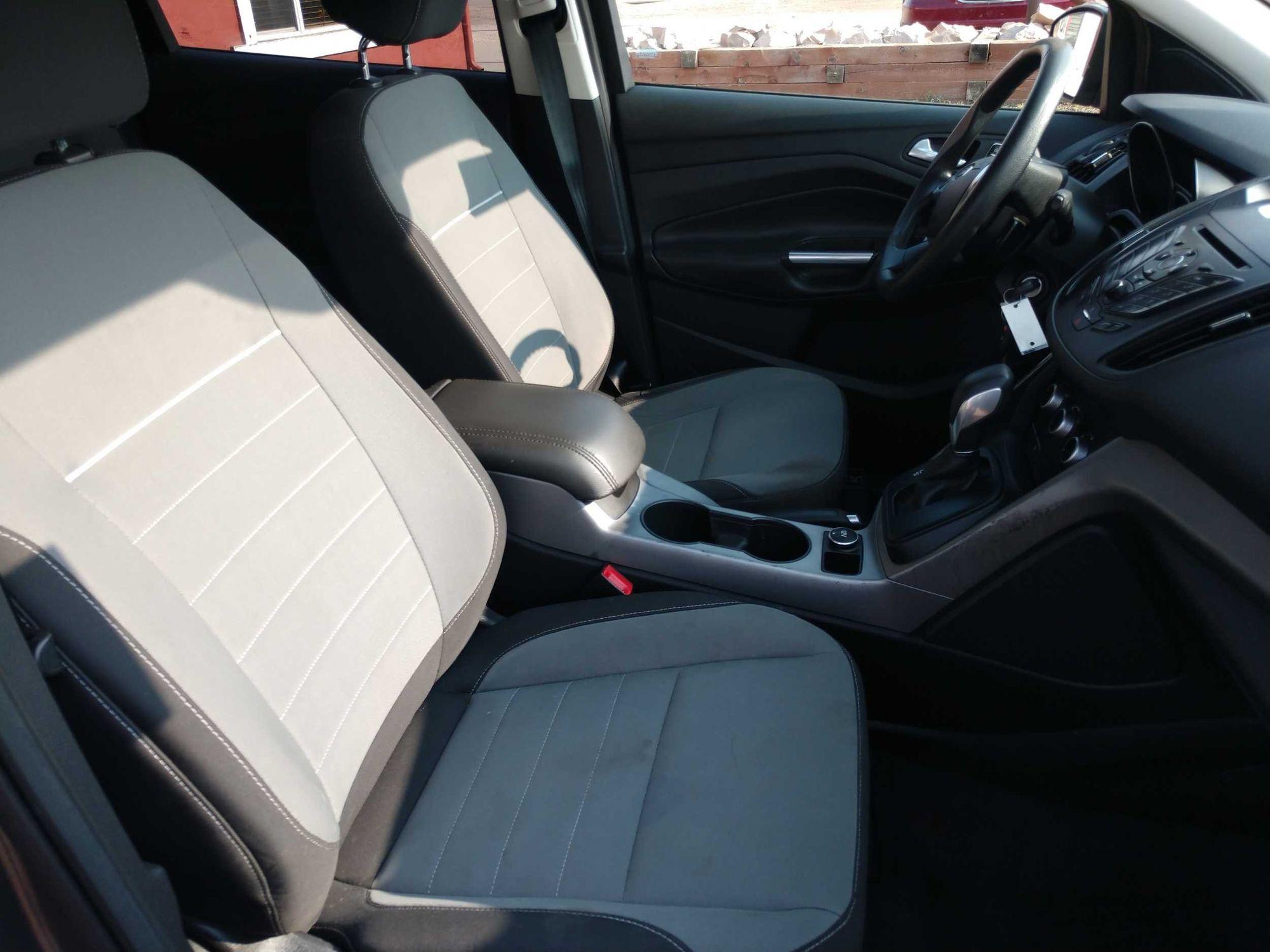 2014 Ford Escape Se Berkenkotter Motors 8n Steering View 17 Hi Res Photos