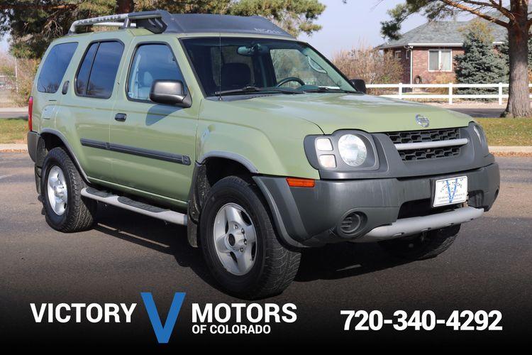 2003 Nissan Xterra Xe V6 Victory Motors Of Colorado