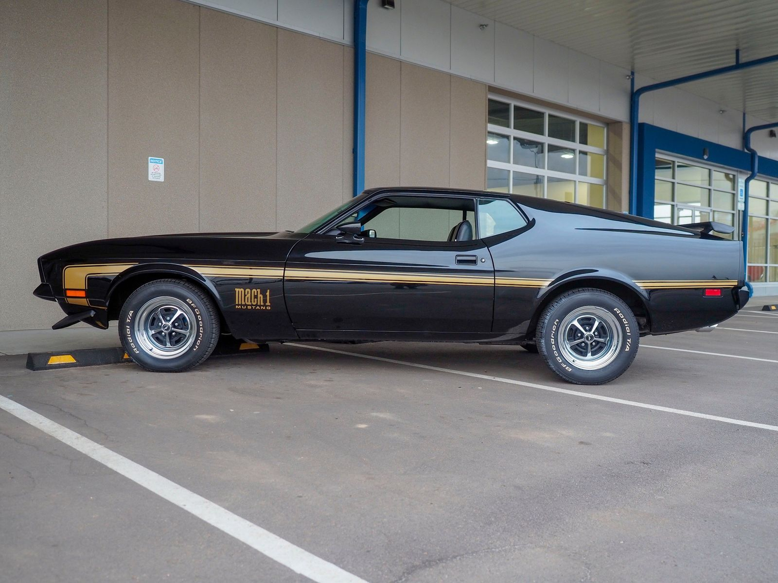 1972 Ford Mustang 9