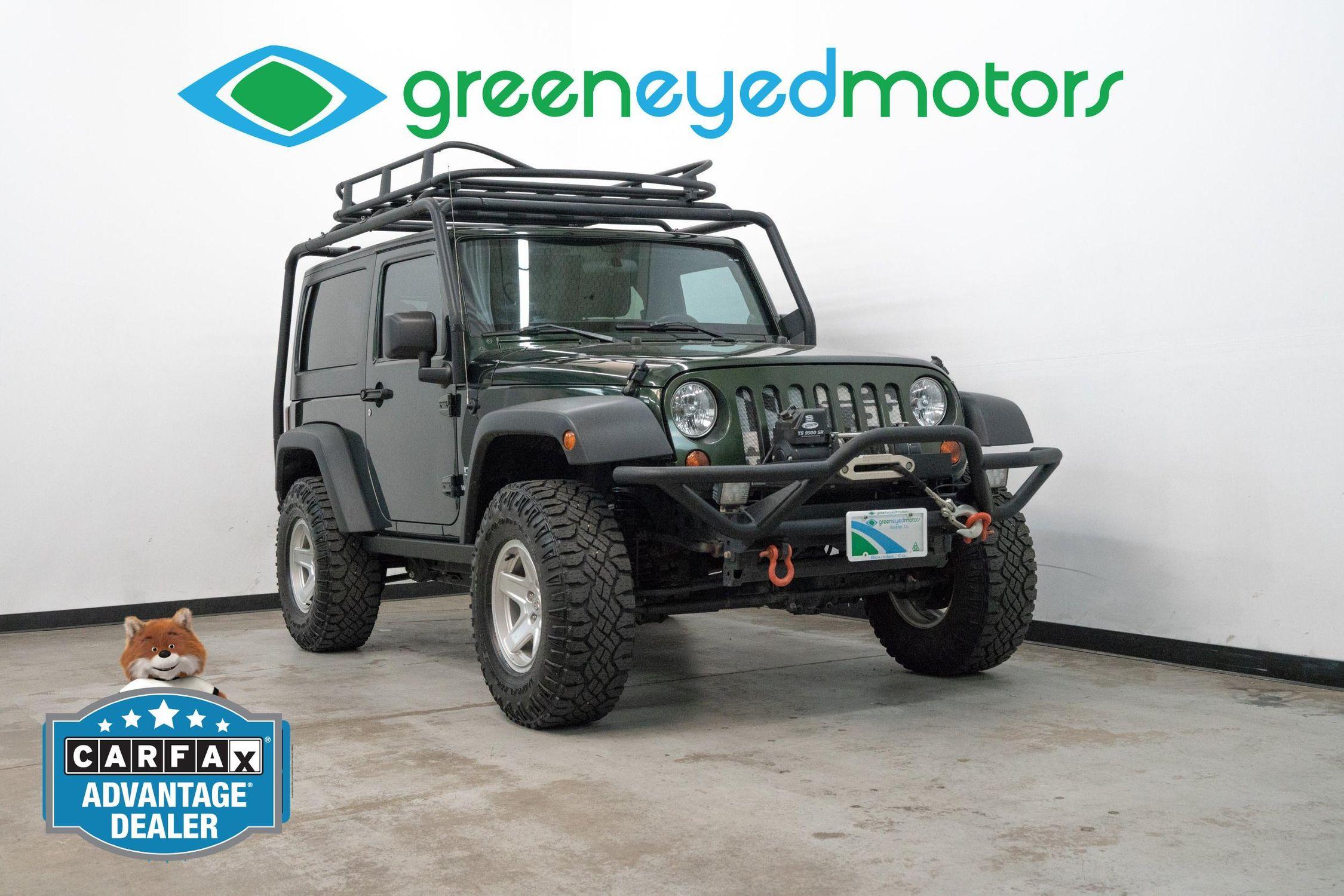 2012 Jeep Wrangler Sport. Manual - Winch - Roof Rack ...