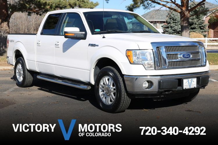 2010 Ford F-150 Lariat | Victory Motors of Colorado