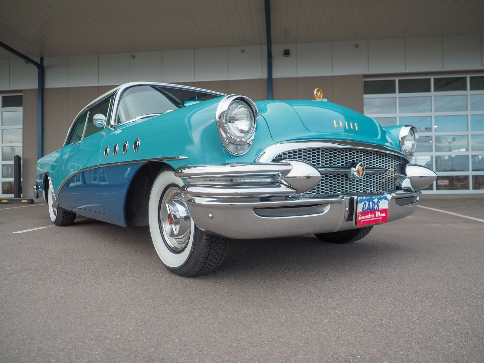 1955 Buick Roadmaster 47
