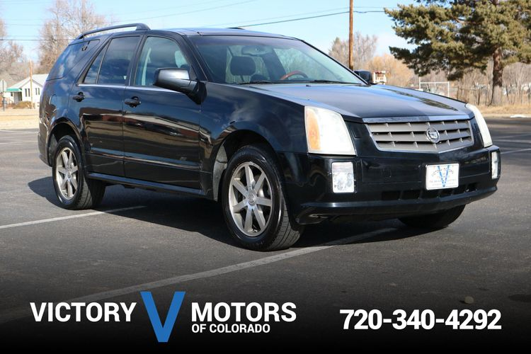 2004 Cadillac SRX AWD | Victory Motors of Colorado