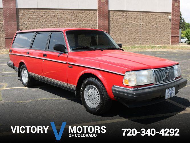 1993 Volvo 240 Victory Motors Of Colorado