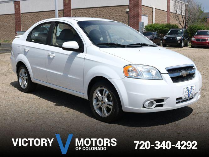 2011 Chevrolet Aveo 2lt Victory Motors Of Colorado