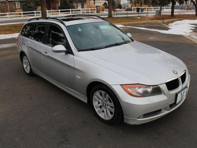 BMW Xi AWD Victory Motors Of Colorado - Bmw 325xi awd