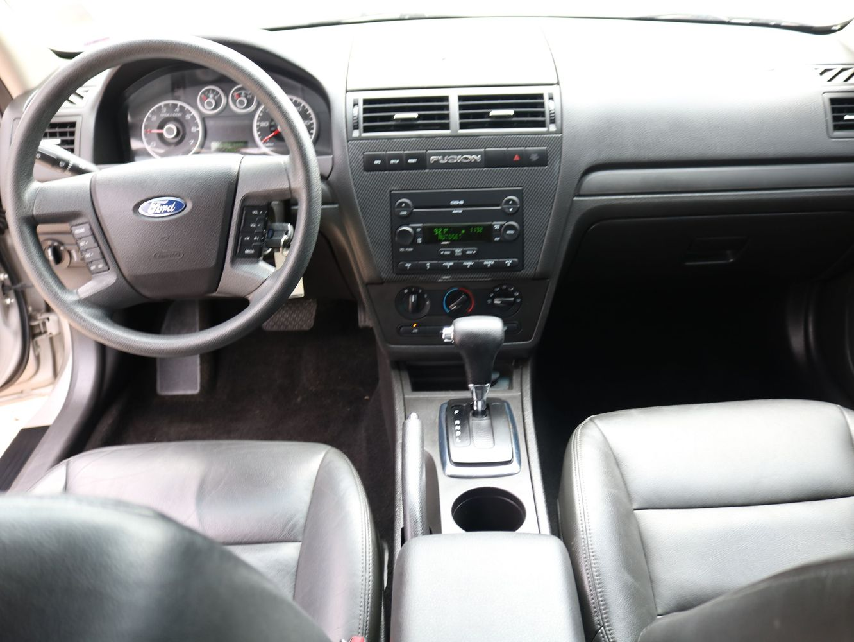 2007 Ford Fusion Se Victory Motors Of Colorado 8n Steering