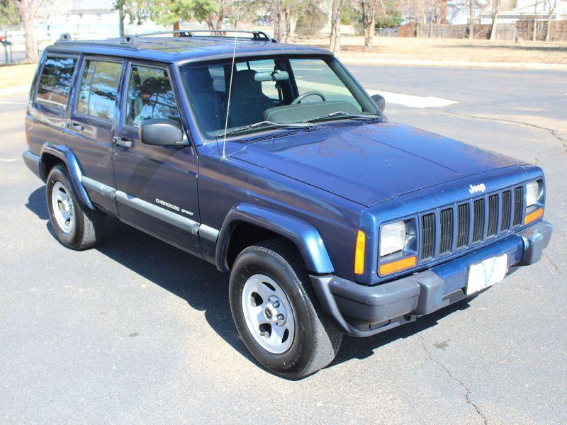 2001 Jeep Cherokee Photos