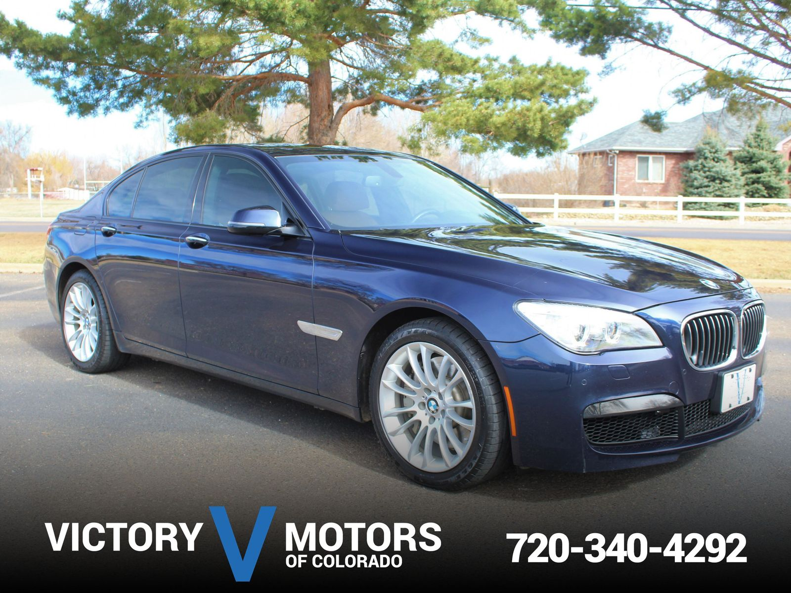 2014 BMW 750i xDrive M Sport Package   Victory Motors of ...