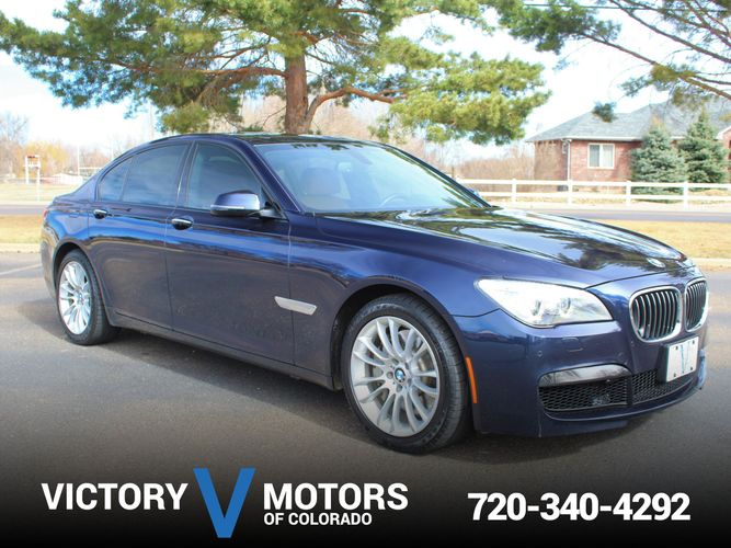 2014 BMW 750i XDrive M Sport Package