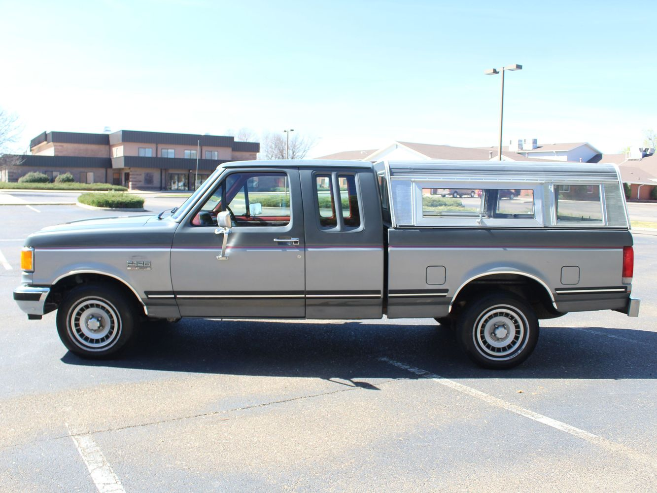 1987 Ford F 150 Xlt Lariat Victory Motors Of Colorado 1991