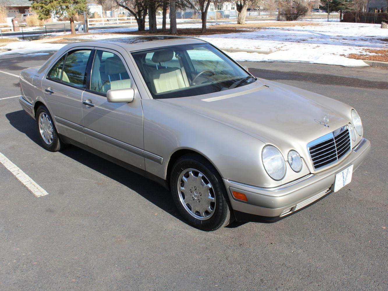 1997 Mercedes Benz E Class E300d Victory Motors Of Colorado Fuel Filter