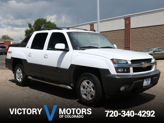 2006 chevrolet avalanche lt z71 victory motors of colorado 2006 chevrolet avalanche lt z71 sciox Choice Image