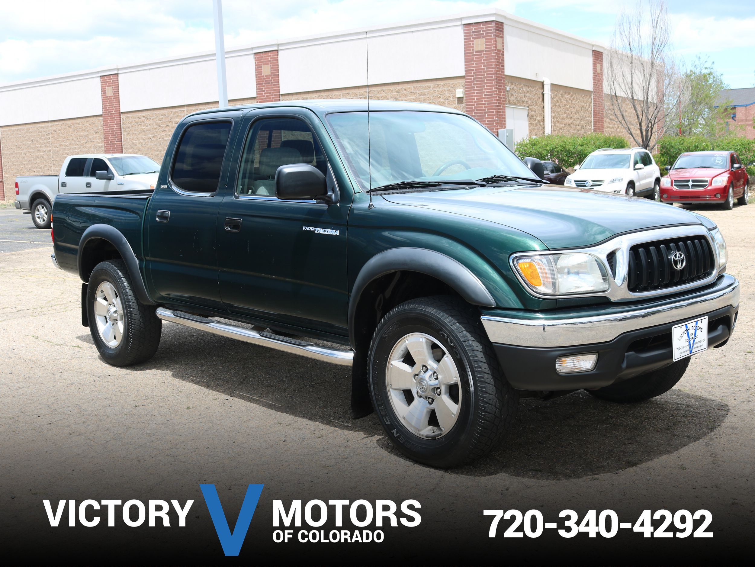2003 Toyota Tacoma PreRunner Double Cab 2WD