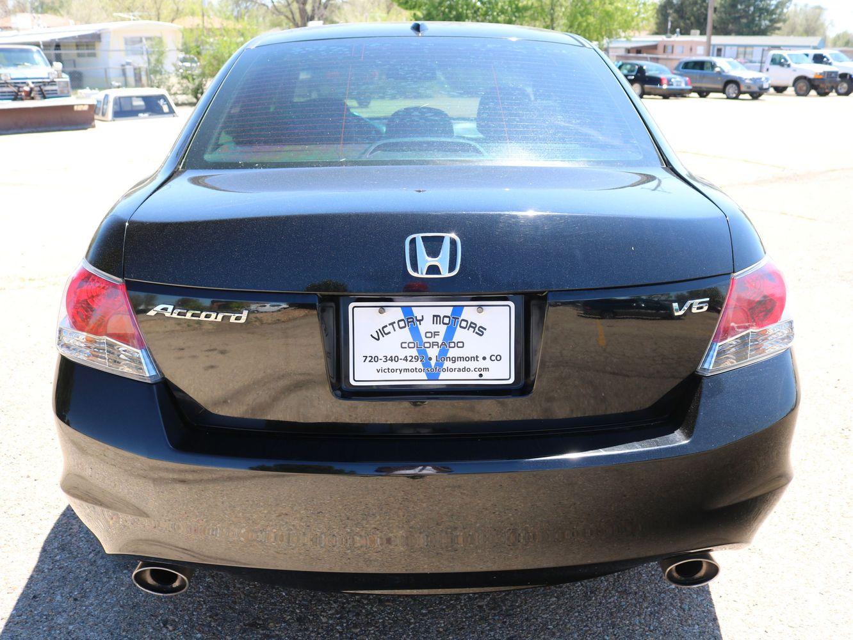 2008 Honda Accord EX-L V-6 | Victory Motors of Colorado