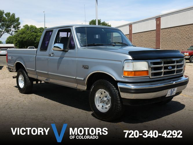 1994 Ford F150 Xlt Victory Motors Of Colorado