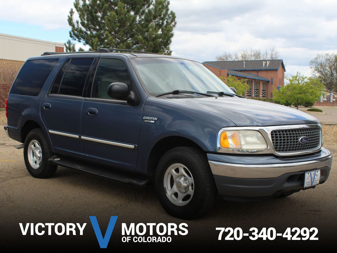2000 ford expedition xlt victory motors of colorado. Black Bedroom Furniture Sets. Home Design Ideas